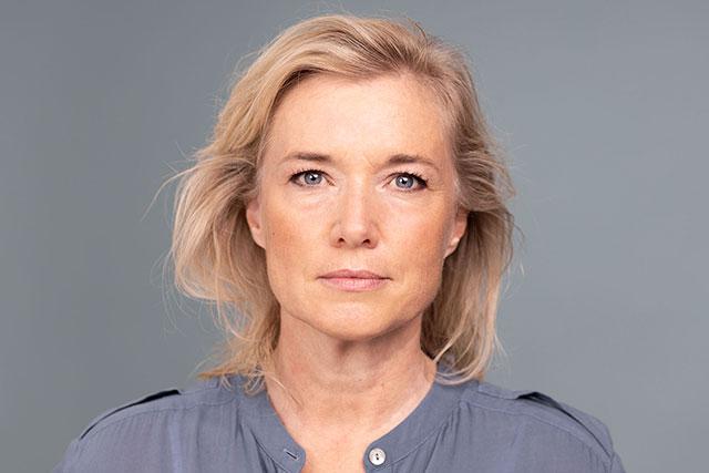 Lotten Roos, photo by Saerun Hrafnkelsdottir Noren